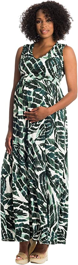 Valeria Maternity/Nursing Dress