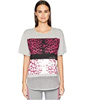 adidas by Stella McCartney - Essentials Leopard Tee DM5354