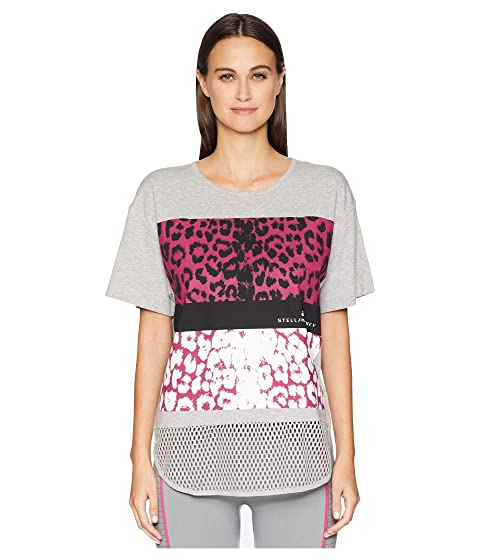 adidas by Stella McCartney Essentials Leopard Tee DM5354
