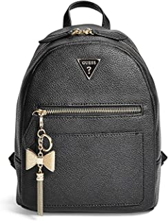 GUESS Women's Teyanna Logo Backpack - Black