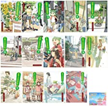 YOTSUBA & ! Manga Series Vol 1 - 14 Set , Original Sticky