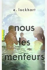 Nous les menteurs (French Edition) Kindle Edition