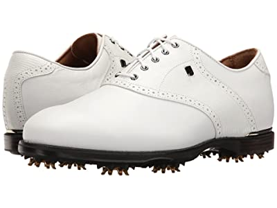 FootJoy Icon Traditional Icon (White/White Lizard) Men