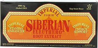 Imperial Elixir Siberian Eleuthero Root Extract, 30-Count