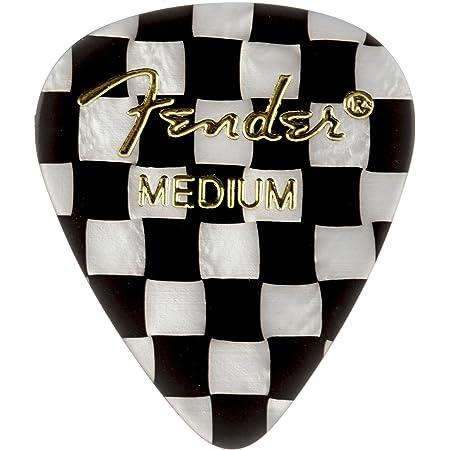 and bass acoustic guitar mandolin for electric guitar 12 Pack Fender 351 Shape Premium Picks