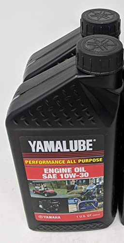 new arrival YAMAHA LUB-10W30-GG-12 Yamalube Golf Car and Generator discount Oil online 10W-30 - Quart outlet online sale