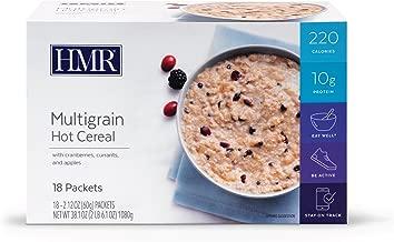 HMR Multigrain Hot Cereal, 18 Single-Serve Packets
