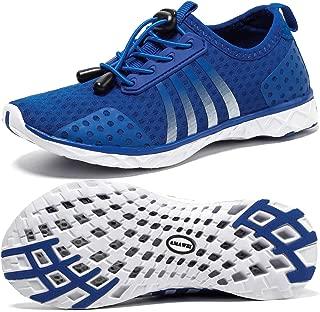 Dian Sen Girls & Boys Water Shoes Quick Dry Kids Athletic Sneakers Casual Sport Beach Swim Aqua Shoes