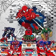 Best spiderman backdrop ideas Reviews