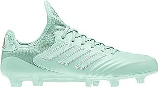 adidas Men's Copa 18.1 FG Soccer Cleat, 10.0 M, Clear Mint-Gold Metallic