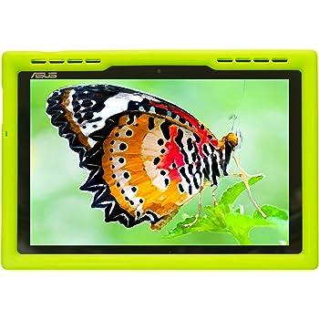 10.1 Pollici Tablet PC Custodia Guscio Protettivo-ASUS Transformer Pad tf101 VERDE 10