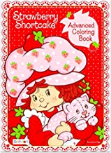Bendon Strawberry Shortcake Advanced Coloring Book - Friendship is a Special Treat!