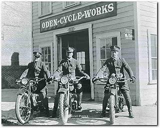 Best vintage motorcycle poster art Reviews
