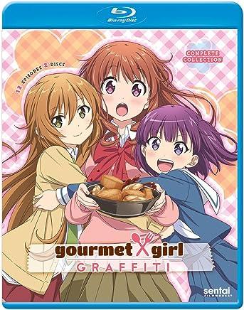 Gourmet Girl Graffiti/ [Blu-ray]