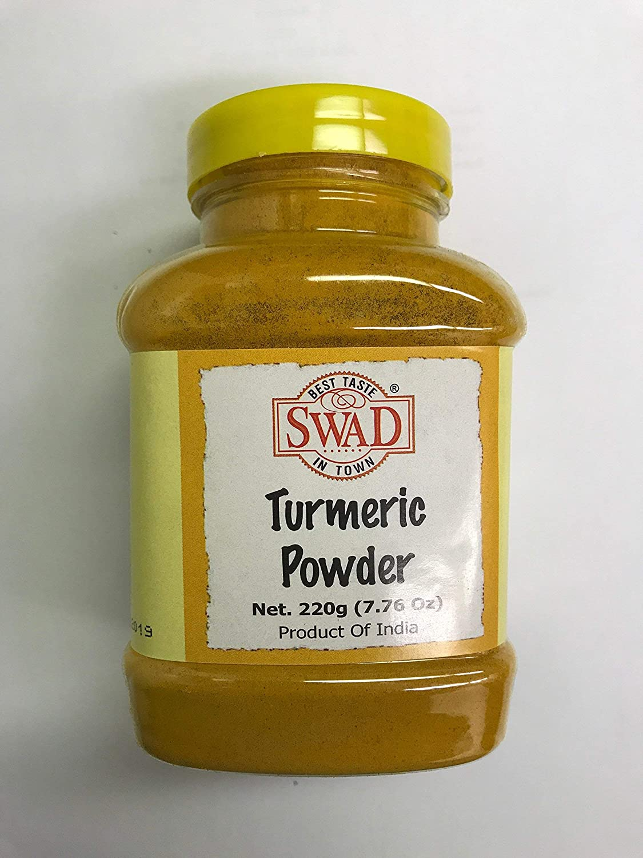 Swad Turmeric Powder 7.76oz Spasm Long Beach Mall price product India of