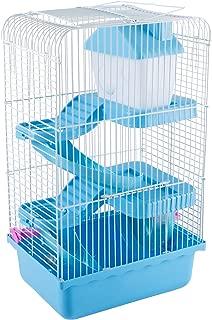 Hamster Cage Habitat, Critter/Gerbil/Small Animal Starter Kit Collection