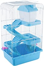 Hamster Cage Habitat, Critter/Gerbil/Small Animal Starter Kit Collection