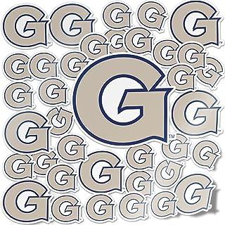 Georgetown University Sticker Vinyl Decal Laptop Water Bottle Car Scrapbook (Sheet Type 3)