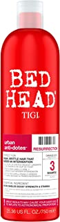 Bed Head by Tigi – Urban Antidotes Resurrection champú para pelo dañado 750 ml