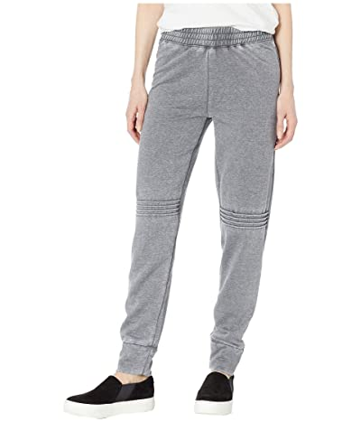 Splendid Studio Pintuck Sweats (Black) Women