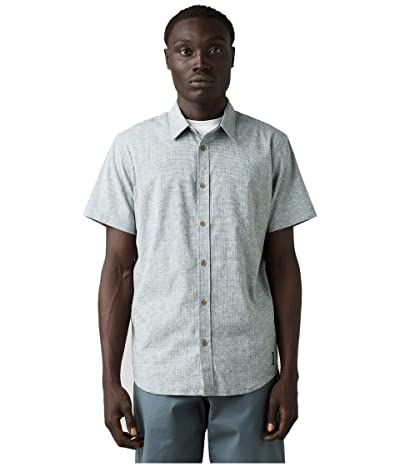 Prana Grixson Shirt (Nickel) Men