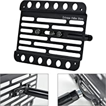 Extreme Online Store for 2015-Up BMW F80 M3 (Without PDC) Front Tow Hook License Plate Mount Relocator Bracket