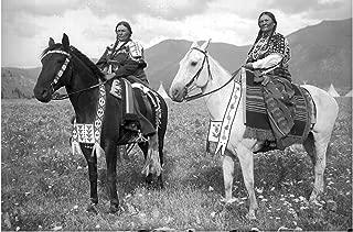 vintage american indian photos