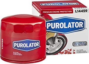 Purolator L14459 Red Single Premium Engine Protection Spin On Oil Filter