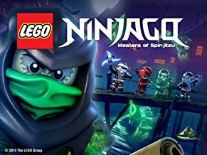 Lego Ninjago: Masters of Spinjitzu: Season 5