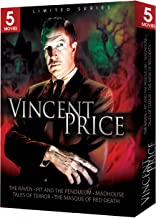 Vincent Price - 5 Movie Gift Box