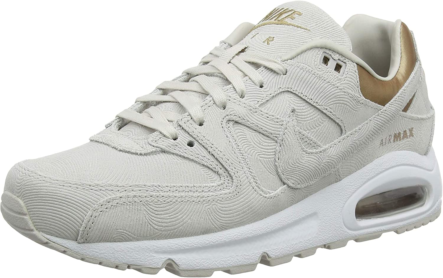 Nike Womens air max Command PRM Trainers 718896 Sneakers shoes
