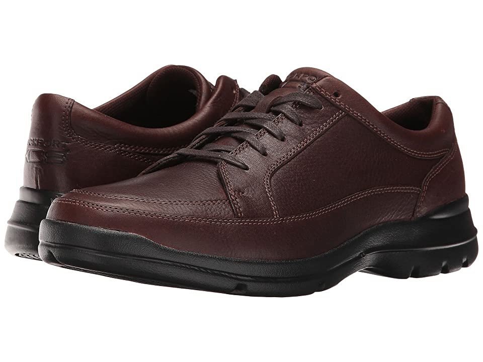 Rockport Junction Point Lace To Toe (Chocolate) Men