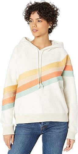 Surf Stripe Hoodie