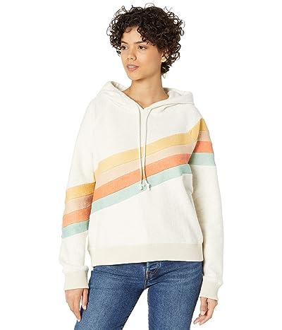 Faherty Surf Stripe Hoodie