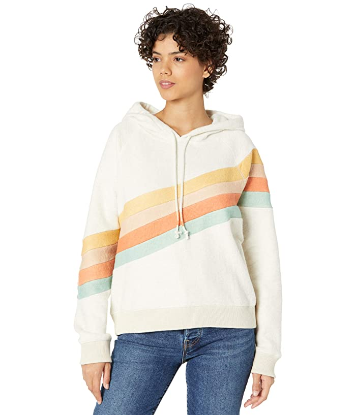 Vintage Coats & Jackets | Retro Coats and Jackets Faherty Surf Stripe Hoodie Womens Clothing $148.00 AT vintagedancer.com