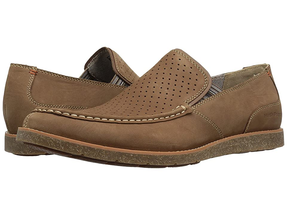 Hush Puppies Lorens Jester (Brown Nubuck) Men