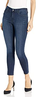 Jessica Simpson Women's Plus Size Adored Curvy High Rise Ankle Skinny Jean