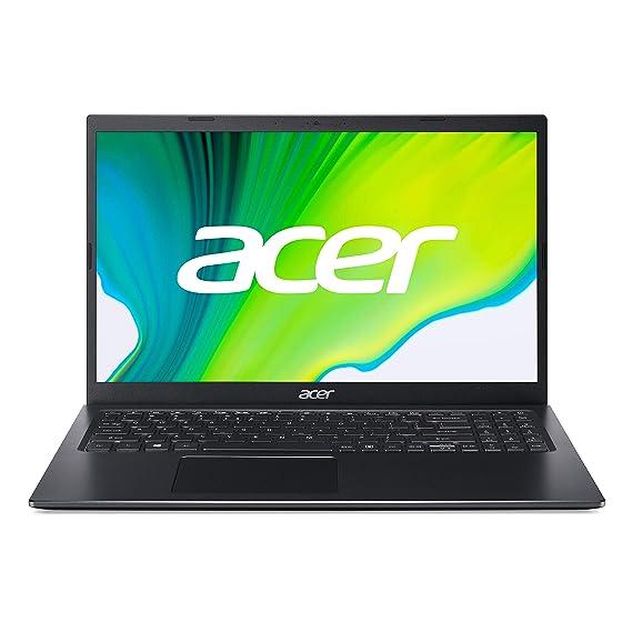 "Acer Aspire 5 Intel Core i5 11th Generation 15.6"" - (8 GB/512 GB SSD/Windows 10 Home/NVIDIA GeForce MX350 /1.7Kg/Black) A515-56"