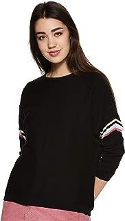 ABOF Women's Pullover (BOA18AWWWSW2154100_Black_Small)
