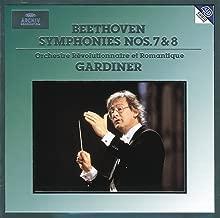 Beethoven: Symphony No.7 op.92 & No.8 op.93