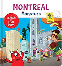 Montreal Monsters: A Search and Find Book