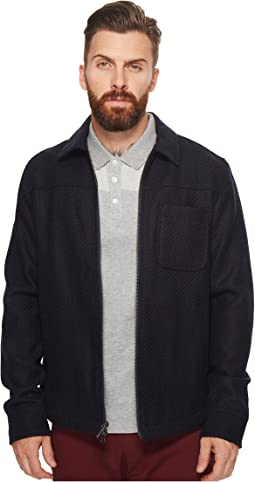 Original Penguin - Zip Front Jacket