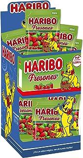 HARIBO Fresones, X 40.00 G, 30 Unidades