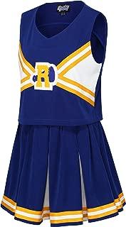 The Cosplay Company High School Cheerleader Uniform