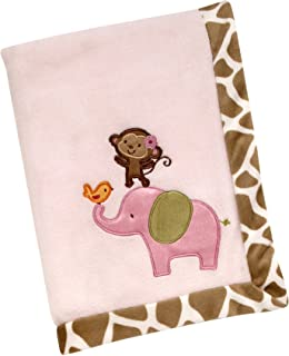Carter's Jungle Collection Blanket