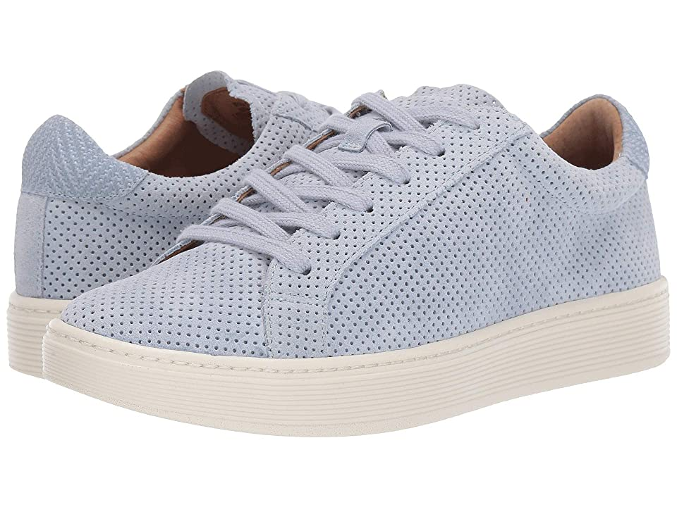 Sofft Somers Tie (Cloud Blue Glitter Cow Suede) Women