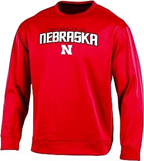 Champion NCAA Men's Run & Shoot Crew Neck Fleece