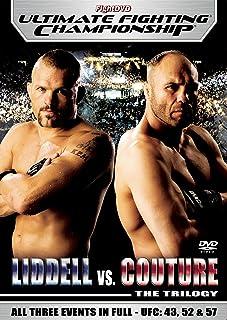 Ultimate Fighting Championship 43 - Meltdown/Ultimate Fighting Championship 52 - Couture Vs Liddell 2/Ultimate Fighting Championship 57 - Liddell Vs Couture 3 [Reino Unido] [DVD]