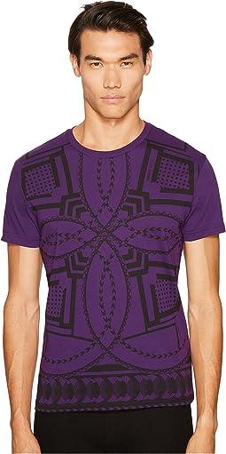 Versace Jeans - Kaleidoscope Print T-Shirt