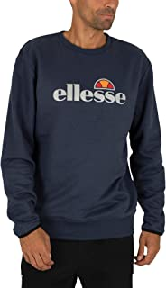 Ellesse Men's Leeti Sweatshirt, Blue
